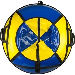 Тюбинг CК Тюбинг СК Sport Pro Flash Синий/Желтый 124 2700961435160 тюбинг sport elite стандарт 75cm bcc 2