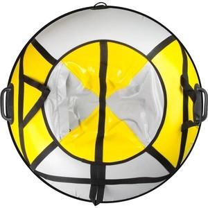 Тюбинг CК Тюбинг СК Sport Pro Flash Желтый/Серый 110 2700961435146 тюбинг sport elite стандарт 75cm bcc 2