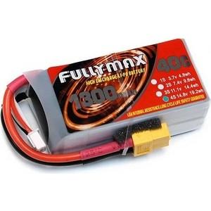 Аккумулятор Fullymax LiPo 14.8V 1300мАч 40C - FB1300XP-4S цена