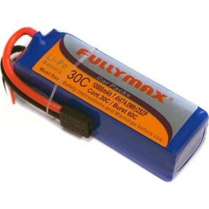 Аккумулятор Fullymax LiPo 7.4V 10000мАч 30C (Traxxas) - FB10000-30C-7.4V-WB все цены