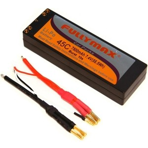Аккумулятор Fullymax LiPo 7.4V 7500 мАч 45C - FB7500-45C-7.4V-JC цены