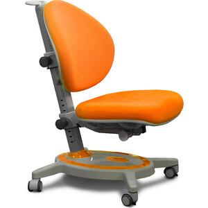 Кресло Mealux Stanford (Y-130) KY обивка оранжевая однотонная