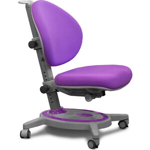 Кресло Mealux Stanford (Y-130) KS обивка фиолетовая однотонная