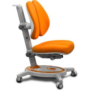 Кресло Mealux Stanford duo (Y-135) KY обивка оранжевая однотонная
