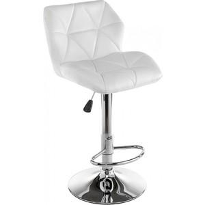 Барный стул Woodville Trio белый