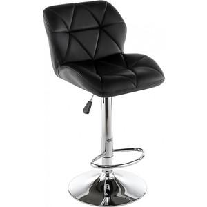 Барный стул Woodville Trio черный цена