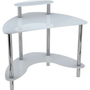 Компьютерный стол Akma MIST-01 белый