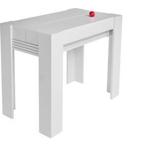 Стол-трансформер Barel XL белый глянец цена