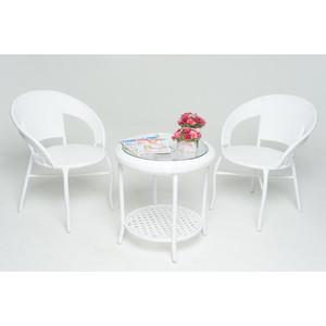 Комплект для отдыха Vinotti GG-04-05-06 white