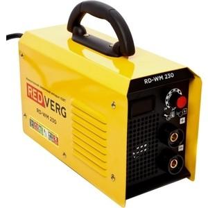 цена на Сварочный инвертор REDVERG бестрансформаторный RD - WM 230