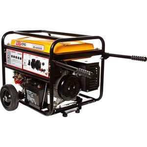 лучшая цена Генератор бензиновый REDVERG RD - G6500E