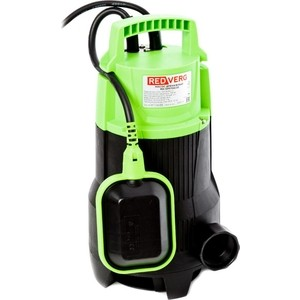 Дренажный насос REDVERG RD - SPP750 / 25 drilling machine redverg rd 4113 power 350 w speed from 620 to 2620 rpm