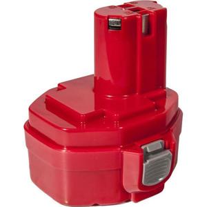 Аккумулятор Практика NiCd 14,4В, 1,5Ач, для MAKITA (031 - 662) аккумулятор практика 031 648 14 4в 1 5ач nicd для bosch в коробке