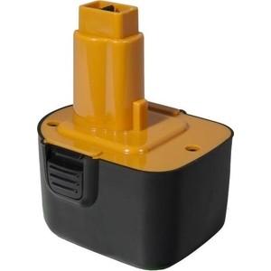 Аккумулятор Практика NiMh 12В, 2,0Ач, для DeWALT (779 - 301) аккумулятор практика 779 318 14 4в 2 0ач nimh для dewalt b