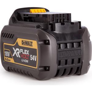 Аккумулятор DeWALT Flexvolt 18В 6.0Ач/54В 2.0Ач (DCB546)