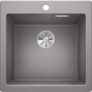 Кухонная мойка Blanco Pleon 5 алюметаллик (521670)