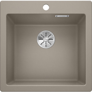 Кухонная мойка Blanco Pleon 5 серый беж (521675)