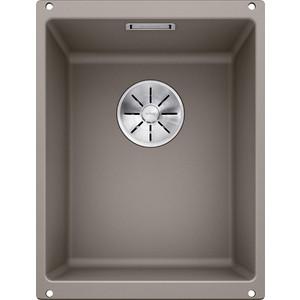 Кухонная мойка Blanco SubLine 320-U серый беж (523414) цена 2017
