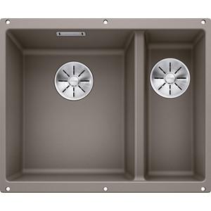 Кухонная мойка Blanco SubLine 340/160-U мускат (523556)