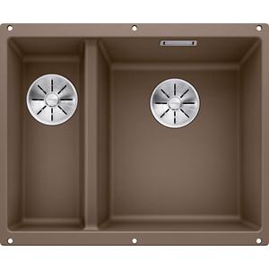 Кухонная мойка Blanco SubLine 340/160-U мускат (523566)