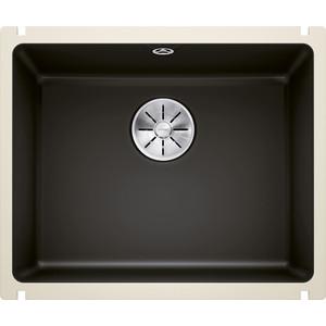 Кухонная мойка Blanco SubLine 500-U PuraPlus черный (523740)