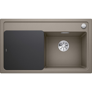 Кухонная мойка Blanco Zenar 45 S серый беж (523720)