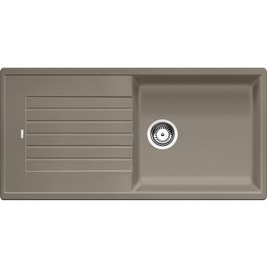 Кухонная мойка Blanco Zia 5 S серый беж (520518) weissgauff fabio granit серый беж