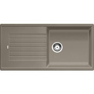Кухонная мойка Blanco Zia XL 6 S серый беж (517576) blanco zia xl 6 s алюметаллик