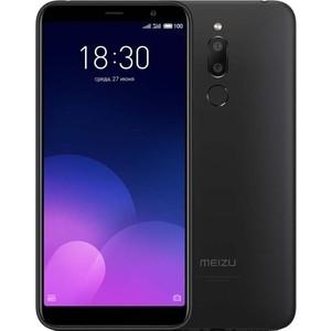 Смартфон Meizu M6T 16GB Black смартфон meizu m5s m612h 3 16gb silver серебристый m612h 16 s