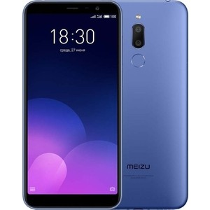 Смартфон Meizu M6T 16GB Blue смартфон meizu m6t 3 32gb gold