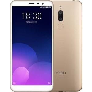Смартфон Meizu M6T 32GB Gold meizu m6t 32gb blue смартфон
