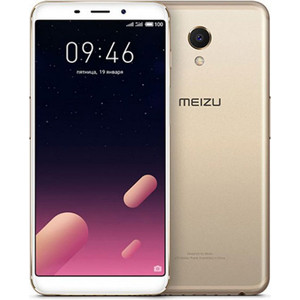 Смартфон Meizu M6s 32GB Gold смартфон meizu m5s 16gb gold