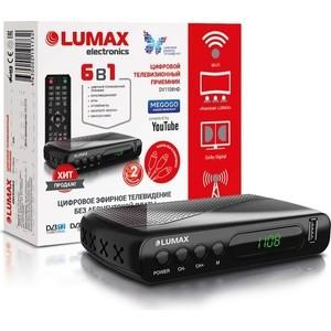 Тюнер DVB-T2 / DVB-C Lumax DV-1108HD