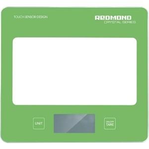 Весы кухонные Redmond RS-724-E (зеленый) весы кухонные redmond rs 724 зеленый