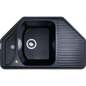 Кухонная мойка Zigmund-Shtain Eckig 800 черный базальт (4250055631568)