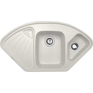 Кухонная мойка Zigmund-Shtain Eckig 1000.2 индийская ваниль (4250055631940)