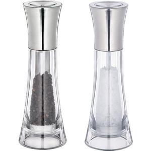 Набор мельниц для перца и соли Kuchenprofi Manhattan H 18 см 30 4418 38 00