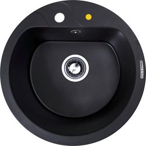 Кухонная мойка Zigmund-Shtain Kreis 505F черный базальт (4250055630264)