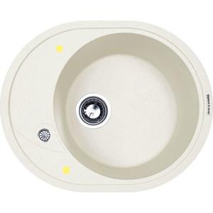 Кухонная мойка Zigmund-Shtain Kreis OV 575 индийская ваниль (4250055630578)