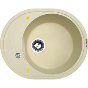 Кухонная мойка Zigmund-Shtain Kreis OV 575 молодое шампанское (4250055630516)