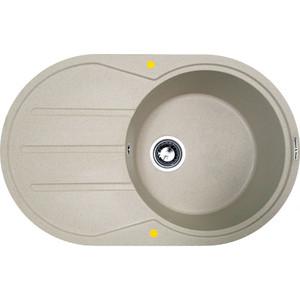 Кухонная мойка Zigmund-Shtain Kreis OV 770D речной песок (4250055630653)
