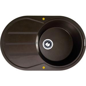 Кухонная мойка Zigmund-Shtain Kreis OV 770D швейцарский шоколад (4250055630691)
