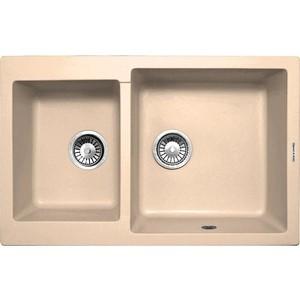 Кухонная мойка Zigmund-Shtain Rechteck 400.275 топленое молоко (4250055633296)