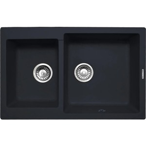 Кухонная мойка Zigmund-Shtain Rechteck 400.275 черный базальт (4250055633258)