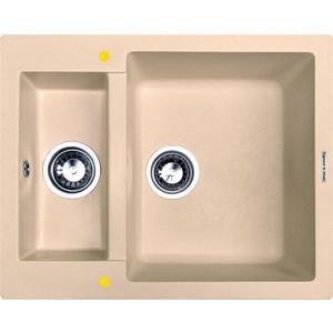 Кухонная мойка Zigmund-Shtain Rechteck 600.2 топленое молоко (4250055631735)