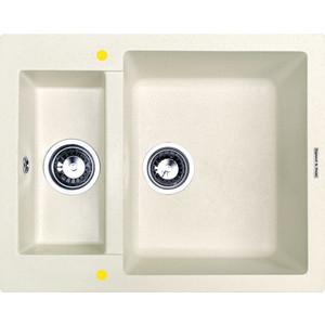 Кухонная мойка Zigmund-Shtain Rechteck 600.2 каменная соль (4250055631339)