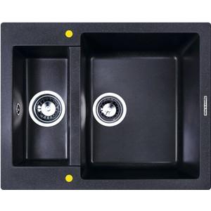 Кухонная мойка Zigmund-Shtain Rechteck 600.2 темная скала (4250055631384)