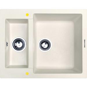 Кухонная мойка Zigmund-Shtain Rechteck 600.2 индийская ваниль (4250055631377) zigmund amp shtain rechteck 775 индийская ваниль
