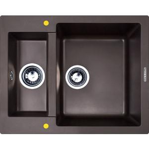 Кухонная мойка Zigmund-Shtain Rechteck 600.2 швейцарский шоколад (4250055631391)