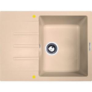 Кухонная мойка Zigmund-Shtain Rechteck 645 топленое молоко (4250055632336)